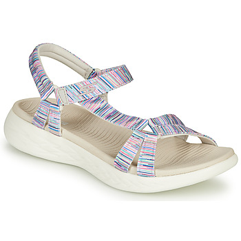 Chaussures Femme Sandales et Nu-pieds Skechers ON-THE-GO Mulitcolor