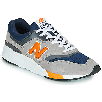 Chaussures Homme Baskets basses New Balance CM997HEX Navy / Grey / Orange