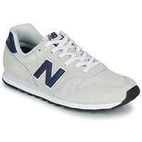 Chaussures Baskets basses New Balance 373 Beige / Marine
