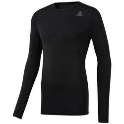 Vêtements Homme Sweats Reebok Sport Wor Compression Noir