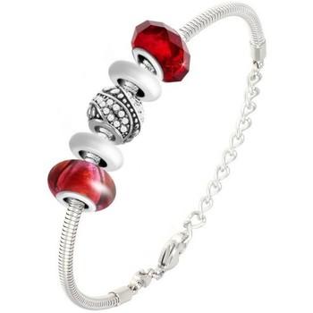 Montres & Bijoux Femme Bracelets Sc Crystal SB050+92+43+203+43+11 Rouge