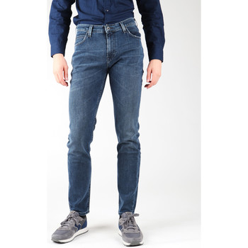 Vêtements Homme Jeans slim Lee Rider Urban Worn L701YQJN granatowy