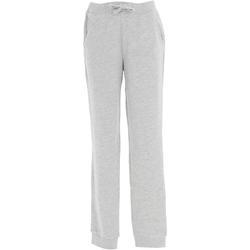 Vêtements Garçon Pantalons de survêtement Guess Core line grs pant sw jr Gris clair
