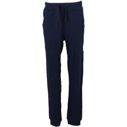 Vêtements Garçon Pantalons de survêtement Guess Core line navy pant sw jr Bleu marine / bleu nuit