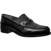 Chaussures Femme Mocassins Folies Youla Noir cuir