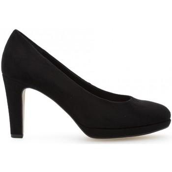 Chaussures Femme Escarpins Gabor Escarpins Soft & Smart Noir