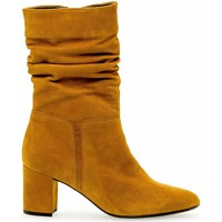 Chaussures Femme Bottes ville Gabor Bottes ocre Jaune