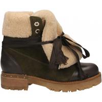 Chaussures Femme Derbies Tiffi T1 PWS marrone