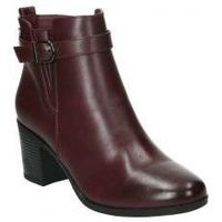 Chaussures Femme Bottines Deity YSY16588-ME rouge