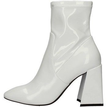 Chaussures Femme Low boots Steve Madden ROW BLANC