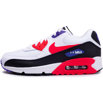 Chaussures Homme Baskets basses Nike Air Max 90 Essential  Violet 1