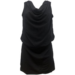 Vêtements Femme Robes By La Vitrine Robe Noir Coco Giulia 0Y-019 Noir