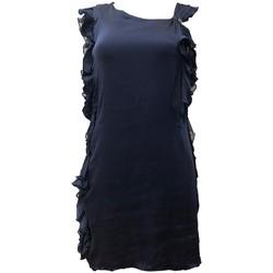 Vêtements Femme Robes Rich & Royal Robe Bleu 13Q686 Bleu