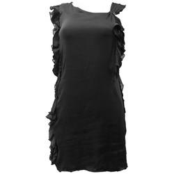 Vêtements Femme Robes Rich & Royal Robe Noir 13Q686 Noir