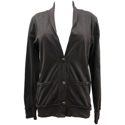 Vêtements Femme Vestes Rich & Royal Veste Gris 13Q224 Gris