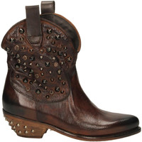 Chaussures Femme Boots J.p. David CANDY + BORCHIE cuoio