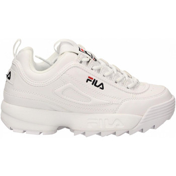 Chaussures Femme Baskets basses Fila DISRUPTOR LOW white-bianco