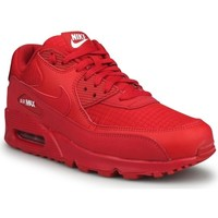 Chaussures Homme Baskets basses Nike Basket  Air Max 90 Essential Rouge Aj1285-602 Rouge