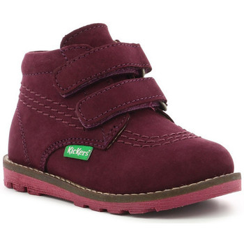 Chaussures Fille Boots Kickers Nonomatic VIOLET FONCE