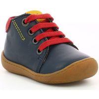 Chaussures Garçon Boots Aster Pitio MARINE