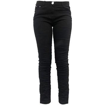 Vêtements Femme Pantalons fluides / Sarouels Dress Code Pantalon C601 Noir Noir