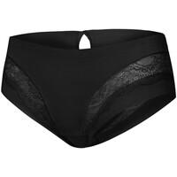 Sous-vêtements Femme Culottes & slips Julimex Slip femme avec dentelle Kiss noir Noir