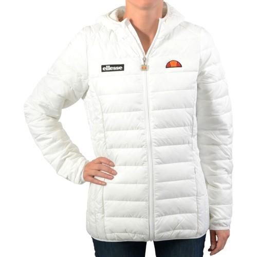 Vêtements Femme Doudounes Ellesse Doudoune Lompard Padded Blanc