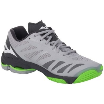 Chaussures Homme Fitness / Training Mizuno Wave Lighting Z5 Gris