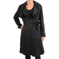 Vêtements Femme Manteaux Na-Kd Manteau Mac Trench Black