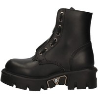 Chaussures Femme Bottines New Rock NRSM-MILI219ASA-C2 NOIR