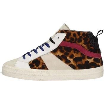 Chaussures Femme Baskets montantes Date W311-HW-AN-LE MULTICOLOR