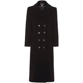 Vêtements Femme Manteaux Anastasia Manteau D'Hiver en Cachemire Simple Boutonnage Grey