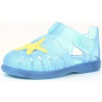 Chaussures Fille Sandales et Nu-pieds IGOR Sandales de bain bébé garçon TOBBY Bleu