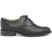 Chaussures Femme Derbies Nae Vegan Shoes Simone Black preto