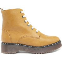 Chaussures Femme Boots Nae Vegan Shoes Trina Camel bege