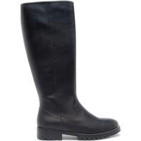 Chaussures Femme Bottes ville Nae Vegan Shoes Lou Black Noir