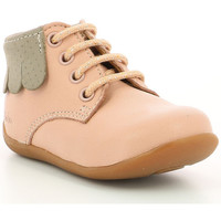 Chaussures Fille Boots Aster Doune ROSE