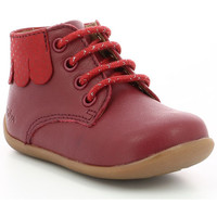 Chaussures Fille Boots Aster Doune ROUGE