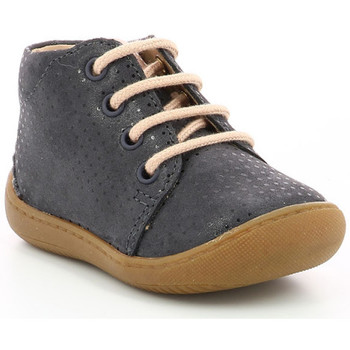 Chaussures Fille Boots Aster Pistile GRIS FONCE