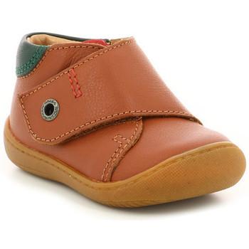 Chaussures Garçon Boots Aster Patchou CAMEL