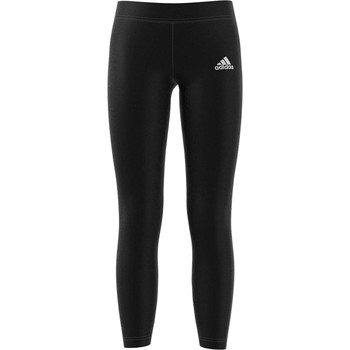 Vêtements Femme Leggings adidas Originals YG MUST HAVE 3 STRIPES TIGHT NERI Noir