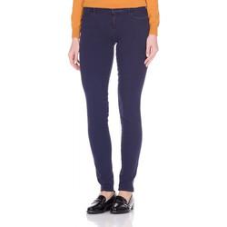 Vêtements Femme Jeans slim Guess Jeans Femme Slim Curve X Bleu