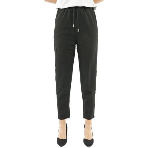 Vêtements Femme Pantalons de survêtement Molly Bracken tl72a19 noir
