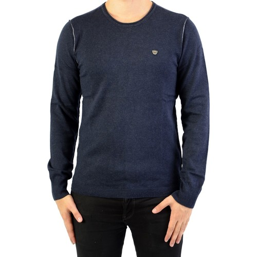 Vêtements Homme Pulls Kaporal Pull Jeans Great Navy