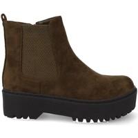 Chaussures Femme Boots Prisska JZ982 Verde