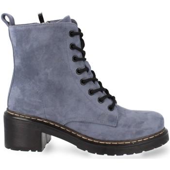 Chaussures Femme Boots Prisska MT06 Azul