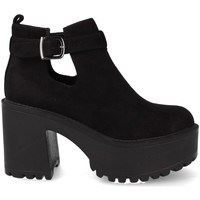 Chaussures Femme Low boots Prisska YC8206 Negro