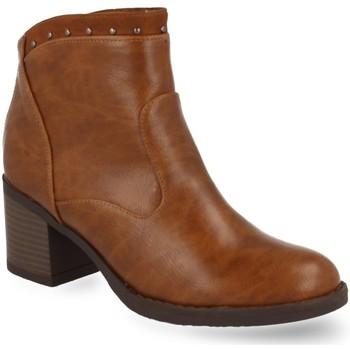 Chaussures Femme Bottines Prisska GW958 Kaki