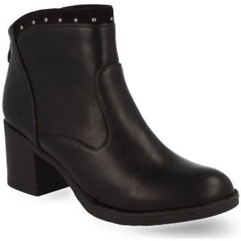Chaussures Femme Bottines Prisska GW958 Negro