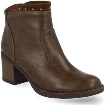 Chaussures Femme Bottines Prisska GW958 Verde